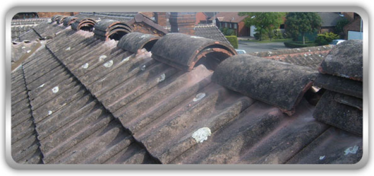 Rebed Pointing Nottingham Roofer Nottingham Roofing